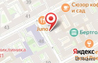 Схема проезда до компании Рэст в Санкт-Петербурге