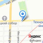 КофевАрка на карте Санкт-Петербурга
