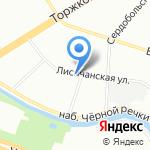 Элегантный трикотаж от Ольги Крыловой на карте Санкт-Петербурга