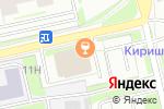 Схема проезда до компании Гранд Сити в Санкт-Петербурге
