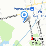 iQ-Центр на карте Санкт-Петербурга