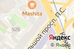 Схема проезда до компании Суши Wok в Санкт-Петербурге