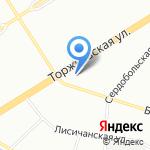 Военно-космическая академия им. А.Ф. Можайского на карте Санкт-Петербурга