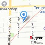 Энергоэкология на карте Санкт-Петербурга