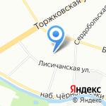 ЛДстайл.ру на карте Санкт-Петербурга