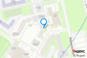 Трехкомнатная квартира в Санкт-Петербурге Фермское ш., 20к2