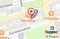 Схема проезда до компании Независимая автотехническая экспертиза-Модуль в Подольске