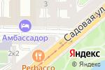 Схема проезда до компании Гарант в Санкт-Петербурге