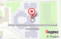 Схема проезда до компании Товарищ в Санкт-Петербурге