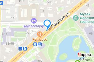 Снять студию в Санкт-Петербурге Садовая ул.