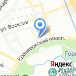 Proxxon на карте Санкт-Петербурга