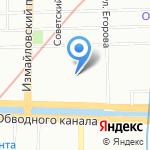 Политехника-принт на карте Санкт-Петербурга