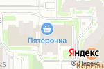 Схема проезда до компании Мой бухгалтер в Санкт-Петербурге
