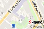 Схема проезда до компании Центральная районная библиотека им. А.С. Пушкина в Санкт-Петербурге