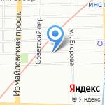Роллмакс на карте Санкт-Петербурга
