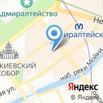 ОВ-Арвари на карте Санкт-Петербурга