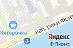 Схема проезда до компании Диабетическое общество поддержки детей-инвалидов в Санкт-Петербурге