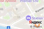 Схема проезда до компании НОРД-ВЕСТ НОРМАТИВ в Санкт-Петербурге