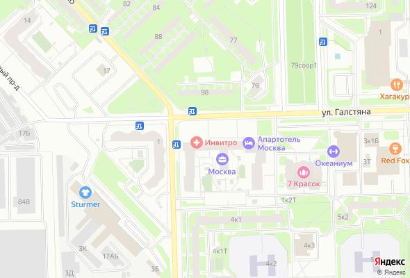 купить квартиру в ЖК Москва