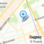 Средняя общеобразовательная школа №84 на карте Санкт-Петербурга