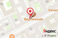 Схема проезда до компании Гуммилат в Санкт-Петербурге