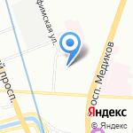 Триста точек на карте Санкт-Петербурга