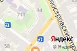 Схема проезда до компании СТС в Санкт-Петербурге