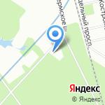 VELOцентр на карте Санкт-Петербурга