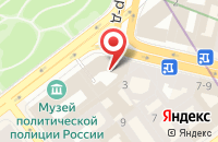 Схема проезда до компании Кифа Книга в Санкт-Петербурге