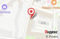 Схема проезда до компании Инженерные Системы - Аудит в Санкт-Петербурге
