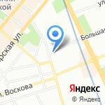 Конфетки & Бараночки на карте Санкт-Петербурга