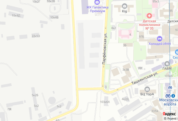 купить квартиру в ЖК Московские ворота II