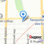 ANcom-ink на карте Санкт-Петербурга