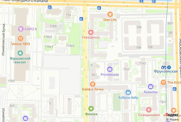 продажа квартир дом на Фрунзенской