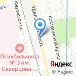 Альбатрос на карте Санкт-Петербурга
