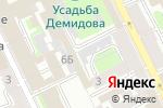 Схема проезда до компании Морэлектрорадиокомплект в Санкт-Петербурге