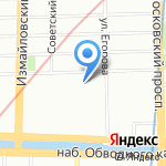 Teleport на карте Санкт-Петербурга