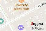 Схема проезда до компании 2А ПРИНТ в Санкт-Петербурге