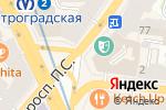 Схема проезда до компании Книжная лавка писателей в Санкт-Петербурге