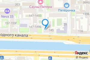 Снять комнату в четырехкомнатной квартире в Санкт-Петербурге м. Фрунзенская, набережная Обводного канала, 147-149