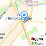 Underbuy.ru на карте Санкт-Петербурга