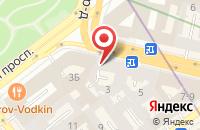 Схема проезда до компании Салон Бронза в Санкт-Петербурге