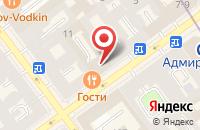 Схема проезда до компании Арт Плюс в Санкт-Петербурге