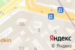 Схема проезда до компании МИР ИСКУССТВА в Санкт-Петербурге