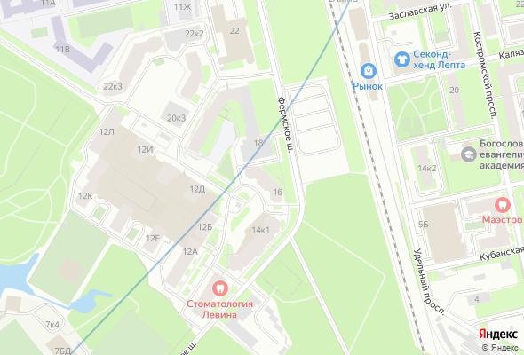 жилой комплекс Невский стиль