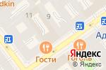 Схема проезда до компании CTLAN в Санкт-Петербурге