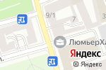 Схема проезда до компании Первый БИТ в Санкт-Петербурге