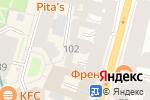 Схема проезда до компании ОДОНТ в Санкт-Петербурге