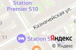 Схема проезда до компании Северо-западный аудит, ЗАО в Санкт-Петербурге