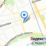 VidaVision на карте Санкт-Петербурга